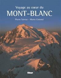 Voyage au coeur du Mont-Blanc