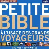 Petite bible à l'usage des grands voyageurs