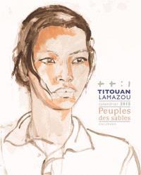 Titouan Lamazou, calendrier 2015 : peuples des sables