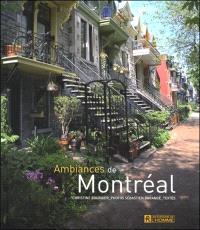 Ambiances de Montréal