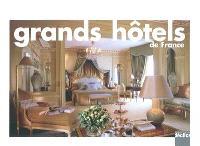 Grands hôtels de France