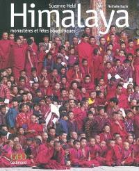 Himalaya : monastères et fêtes bouddhiques