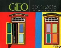 Mini agenda Géo 2014-2015