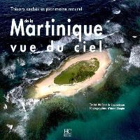 Trésors cachés et patrimoine naturel de la Martinique vue du ciel