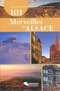 101 merveilles d'Alsace