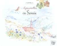 Aquarelles en Savoie