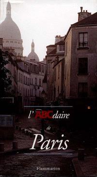 L'ABCdaire de Paris