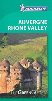 Auvergne, Rhône valley