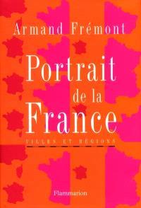 Portrait de la France : villes et régions