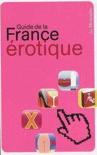 Guide de la France érotique