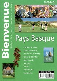 Le guide Pays basque 2003-2004