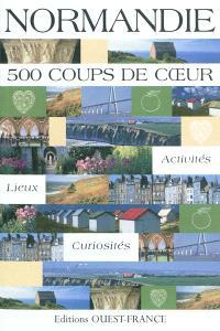 Normandie : 500 coups de cœur