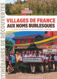Villages de France aux noms burlesques
