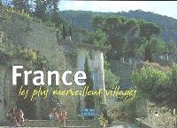 France : les plus merveilleux villages