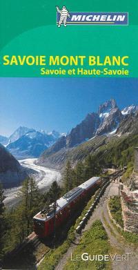Savoie, Mont-Blanc : Savoie et Haute-Savoie