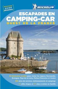 Escapades en camping-car, Ouest de la France