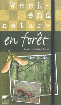 Week-end nature en forêt