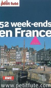 52 week-ends en France : 2008-2009