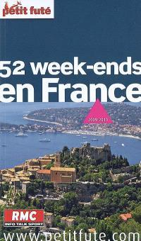 52 week-ends en France : 2009-2010