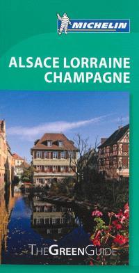 Alsace, Lorraine, Champagne