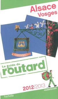 Alsace, Vosges : 2012-2013