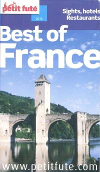 Best of France : sights, hotels, restaurants : 2010