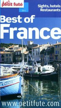 Best of France : sights, hotels, restaurants : 2011