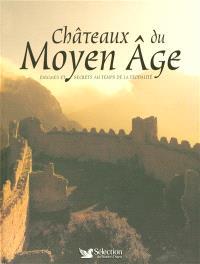 Châteaux du Moyen Age : énigmes et secrets au temps de la féodalité