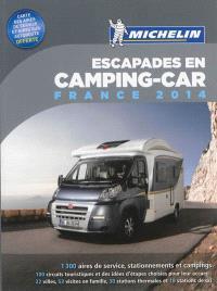 Escapades en camping-car, France 2014
