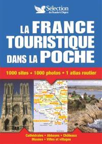 La France touristique dans la poche
