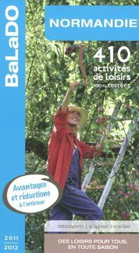 Normandie : 410 activités de loisirs 100% testées