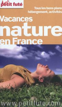 Vacances nature en France