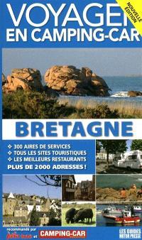 Voyager en camping-car, Bretagne