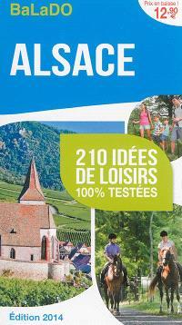 Alsace : 210 idées de loisirs 100 % testées