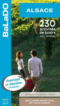 Alsace : 230 activités de loisirs 100% testées