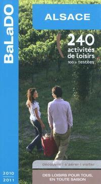 Alsace : 240 activités de loisirs 100% testées