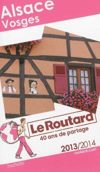 Alsace, Vosges : 2013-2014