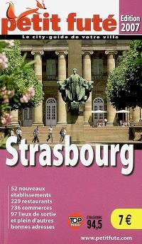 Strasbourg : 2007