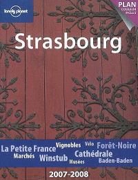 Strasbourg : 2007-2008