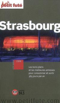 Strasbourg : 2008