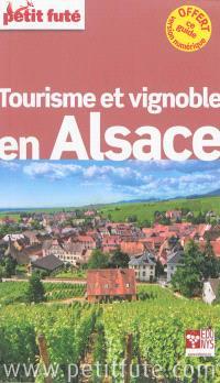 Tourisme et vignoble en Alsace : 2014