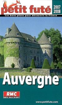 Auvergne : 2007-2008