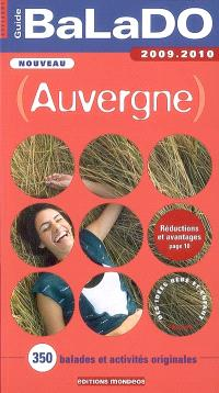Auvergne : 350 balades et activités originales
