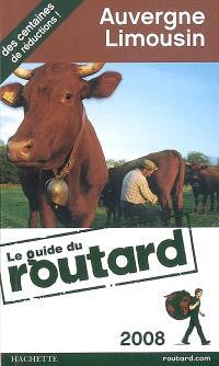 Auvergne, Limousin : 2008