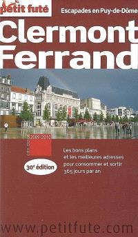 Clermont-Ferrand : escapades en Puy-de-Dôme : 2009-2010