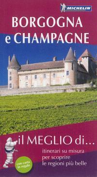 Borgogna e Champagne