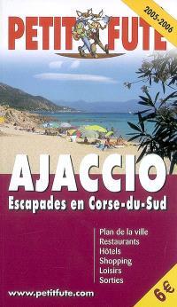 Ajaccio : escapades en Corse-du-Sud : 2005-2006