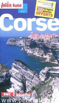 Corse : 2012