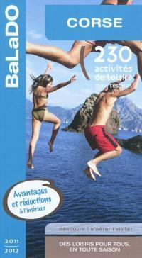 Corse : 230 activités de loisirs 100% testées