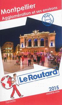 Montpellier : agglomération et ses environs : 2015-2016